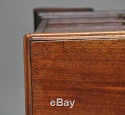 18th Century mahogany chest of drawers