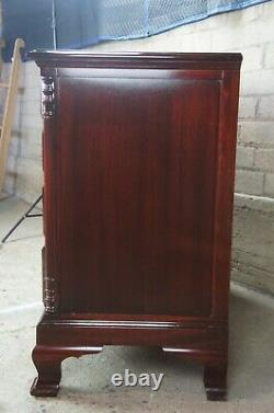 20th Century American Mahogany Chippendale Style Chest or Dresser 36