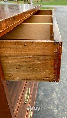 Antique 19th Century Federal Chest of Drawers Shipping Available