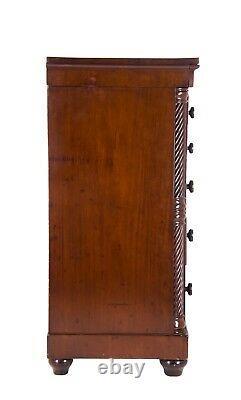 Antique Victorian Mahogany Dresser Chest, Victorian, Scotland, 1875, B908