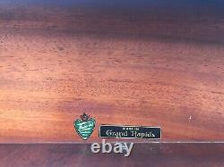 Antique shabby chic imperial furniture of grand rapids chest of drawers