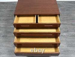 Edward Wormley for Dunbar Mahogany Lingerie Chest Dresser Mid Century Modern