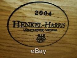 HENKEL HARRIS Lingerie Chest Mahogany Handmade 174