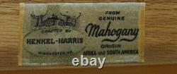 Henkel Harris Chest Mahogany Bachelors Chest