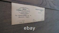 Henkel Harris Highboy Chest Dresser Mahogany Chippendale