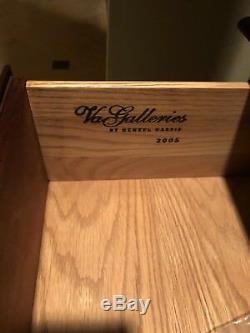 Henkel Harris Mahogany Model # 177TV Television Chest Excellent Cond Made 2005