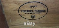 Henkel Harris Marble Top Chest Mahogany Ormolu Mounts