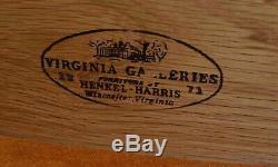 Henkel Harris Solid Mahogany Lingerie Chest