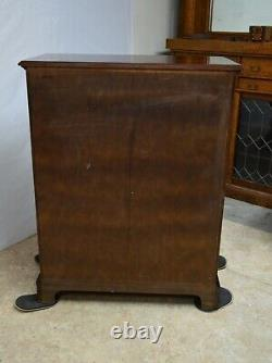 Henredon Solid Mahogany Chippendale Chest of Drawers