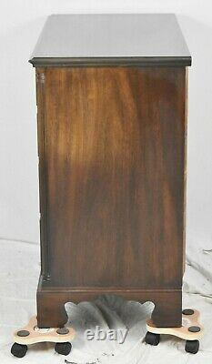 KITTINGER Colonial Williamsburg CW-18 Mahogany Chippendale Chest Dresser