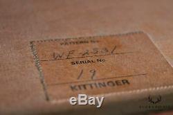 Kittinger Colonial Williamsburg Adaptation Mahogany Bachelors Chest (A)