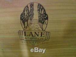 Lane Mahogany Hepplewhite Style Lift Top Cedar Hope Chest