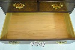 Mahogany Chinese Chippendale Four Drawer Chest