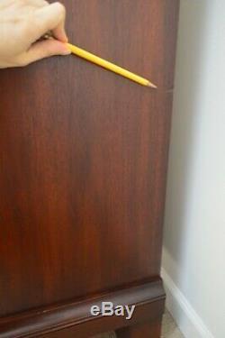 Ralph Lauren Solid Mahogany Chest of Drawers