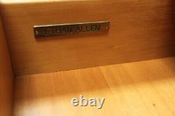 Rare Ethan Allen Mahogany Triple Tier Chest