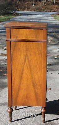 Vintage Grand Rapids French Louis XVI Style Lingerie Chest Chiffonier