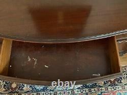 Vintage Mahogany Dining Room Buffet Chest of Drawers Cabinet Serving Furniture